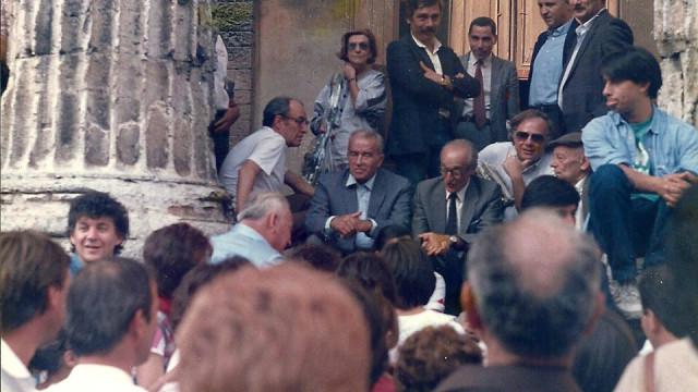 le amministrazioni civiche di Assisi