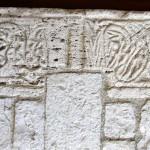 un'antichissima lapide